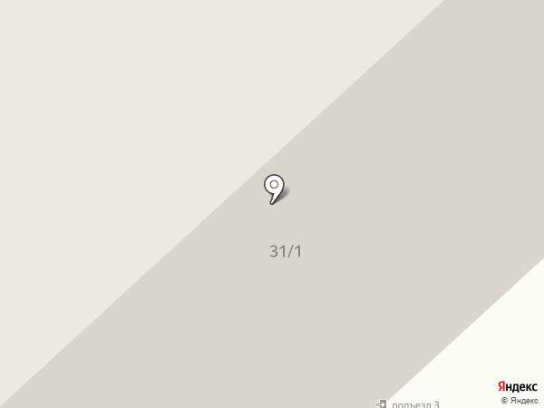 Спутник на карте Якутска