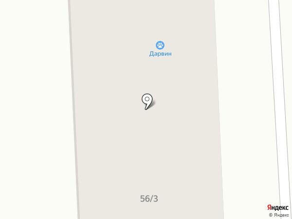 SmoKing на карте Якутска