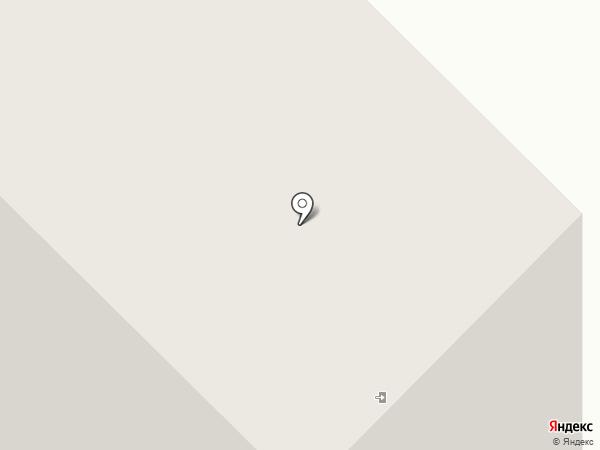 Эмчи на карте Якутска