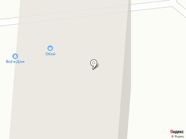Пешкоff на карте Якутска