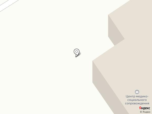 Центр психолого-медико-социального сопровождения на карте Якутска