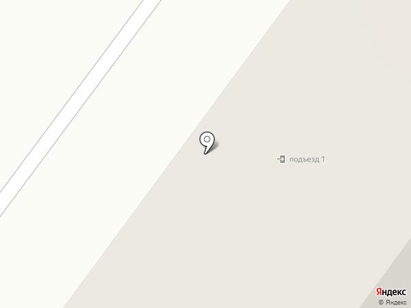 Островского 4, ТСЖ на карте Якутска