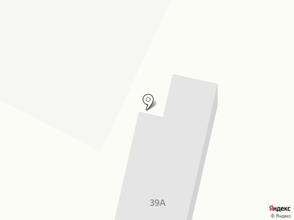 Анабар на карте Якутска