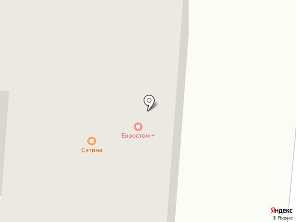 Кумамон на карте Якутска