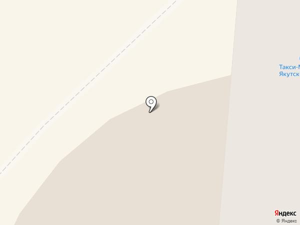 Exist.ru на карте Якутска