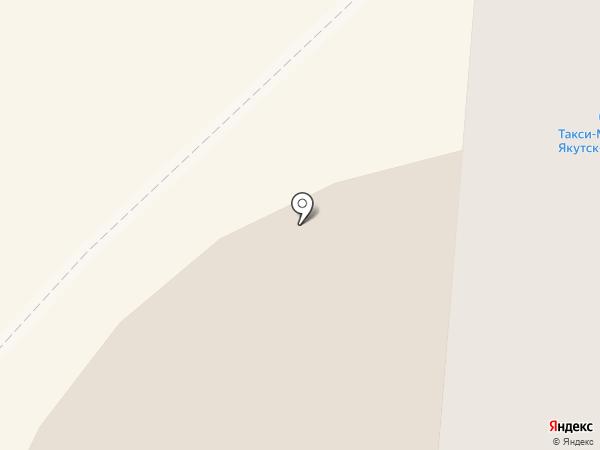 Шоурум Марии Давыдовой на карте Якутска