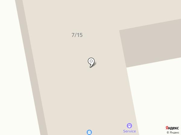 Detroit Auto на карте Якутска