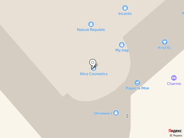 Галерея света на карте Якутска