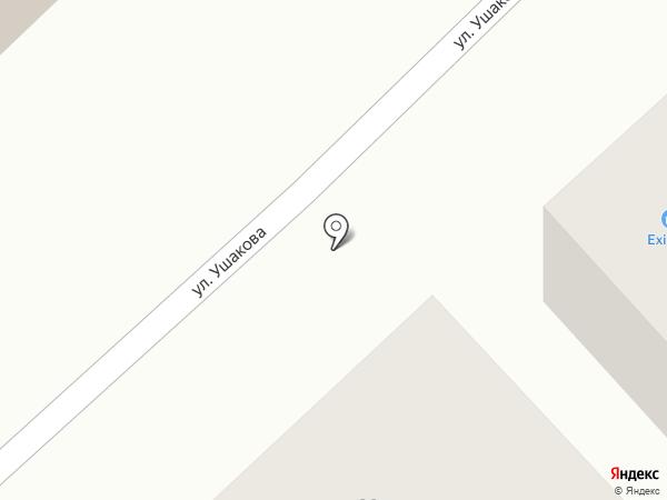 Абсолют-Сервис на карте Якутска