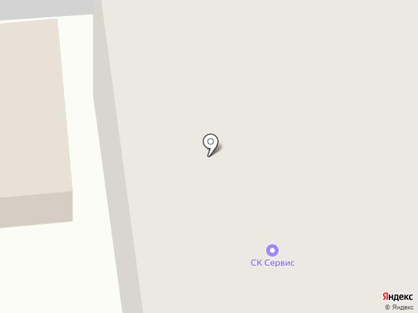 УЗОРЫ на карте Якутска