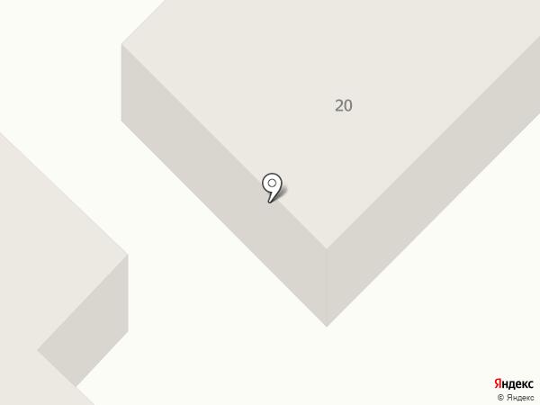 Россахализинг, ЗАО на карте Якутска