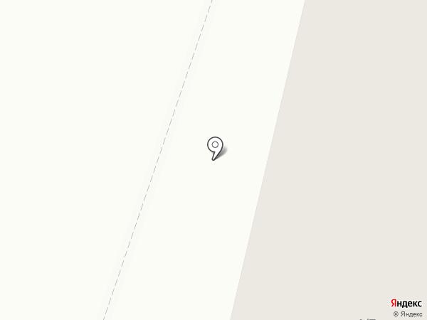 Умед на карте Якутска