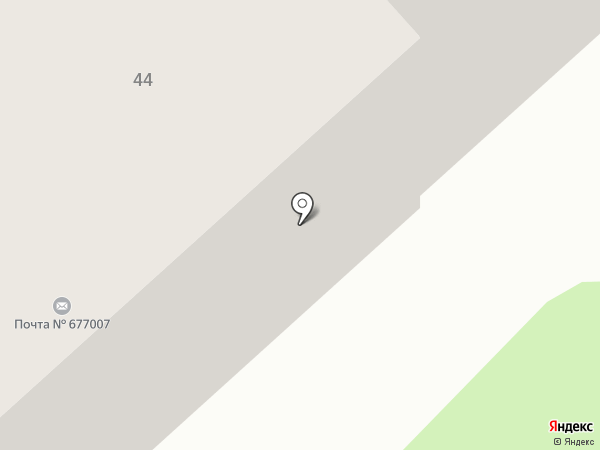 Ломбард АвтоМех на карте Якутска