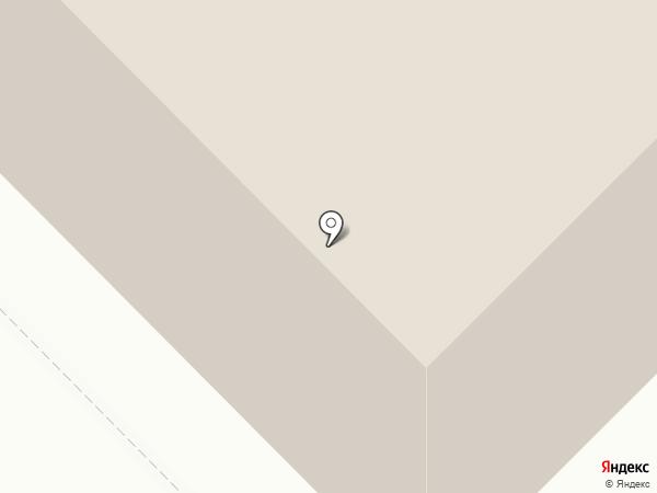 Серпантин на карте Якутска