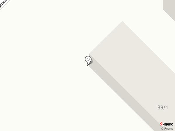 Выход из комнаты на карте Якутска