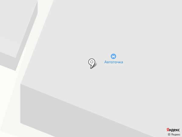 Автодром на карте Якутска