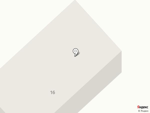 Сахадорзнак на карте Якутска