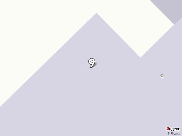 Средняя общеобразовательная школа №7 на карте Якутска