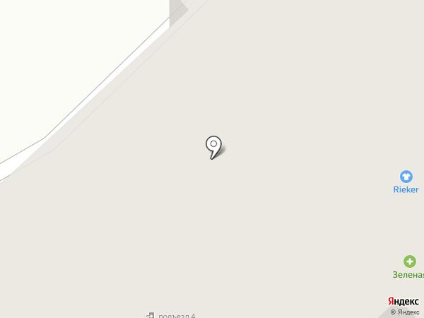 Арчи на карте Якутска