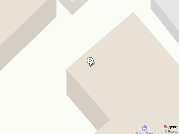 GameZone на карте Якутска