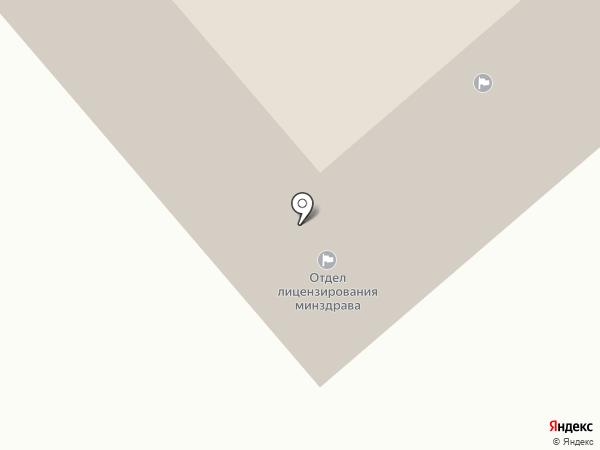 Центр поддержки предпринимательства Республики Саха (Якутия) на карте Якутска