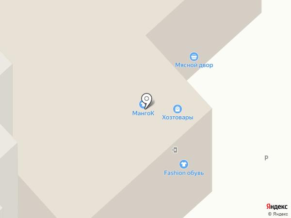 А-Оптима на карте Якутска