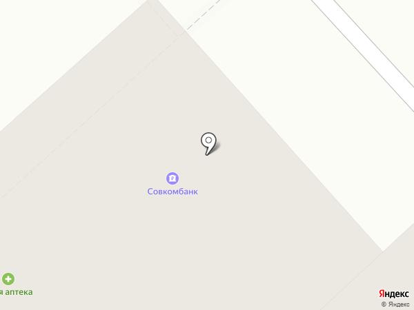 Совкомбанк, ПАО на карте Якутска