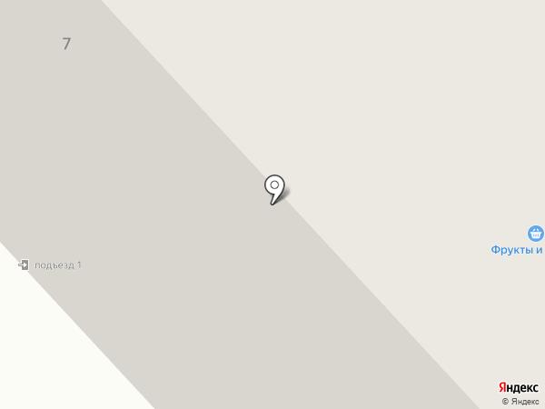 Вояж на карте Якутска