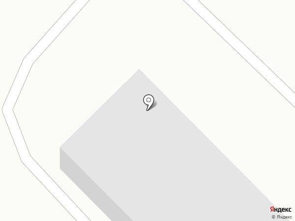 Пирамида на карте Якутска
