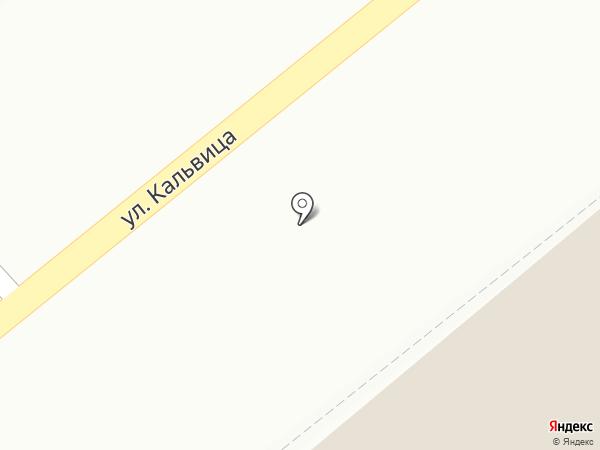 Аква-норд на карте Якутска