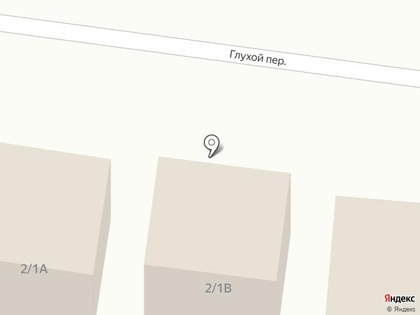 Перекресток на карте Якутска
