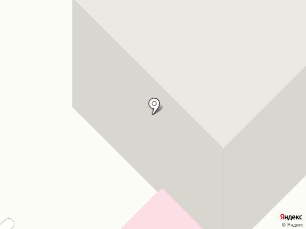Анабель на карте Якутска