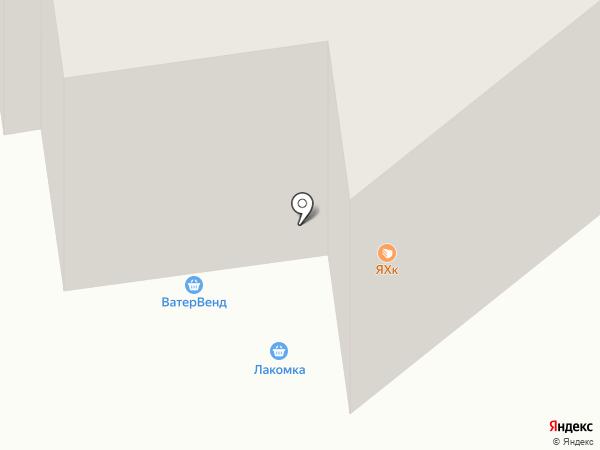 Сервисная служба на карте Якутска