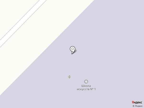 Tesserus на карте Якутска