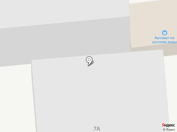 ТОРГОВЫЙ ДОМ КЭСКИЛ на карте Якутска