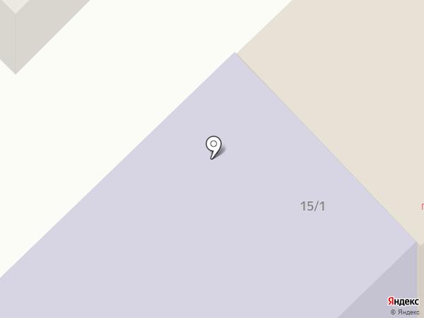 Шоу-рум Жанны Нестеровой на карте Якутска