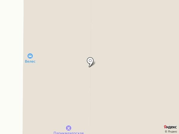 Автолига на карте Якутска