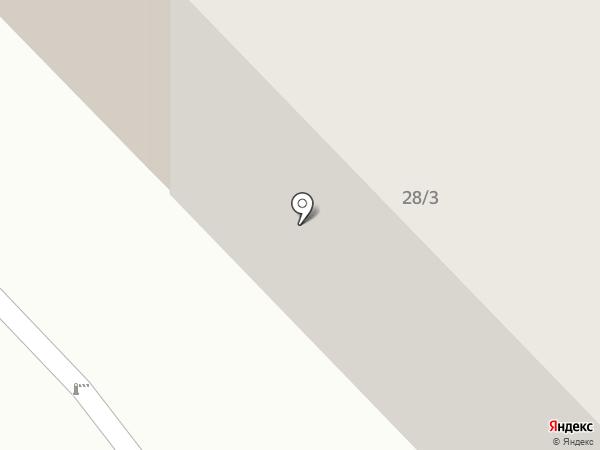 ТРИС на карте Якутска
