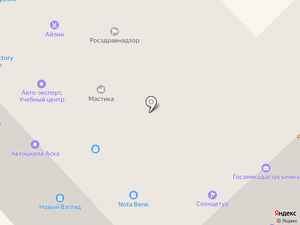 Cinnabon на карте Якутска