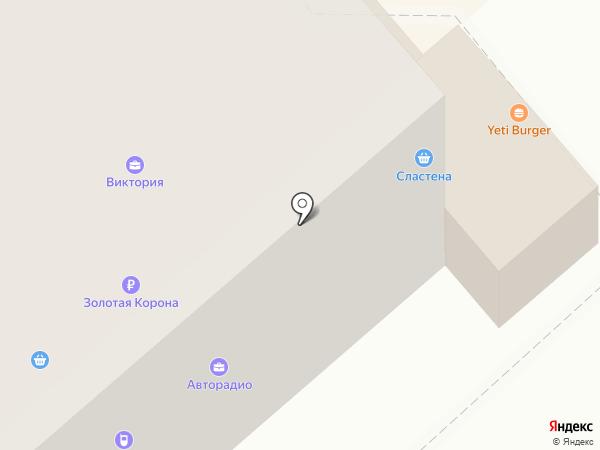 Связной на карте Якутска