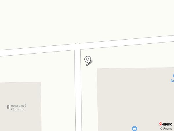 Ольянс на карте Якутска
