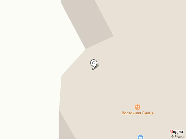 Адель на карте Якутска