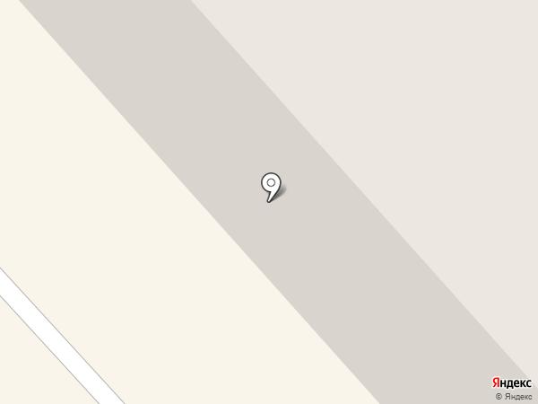 Парикмахерская №1 на карте Якутска