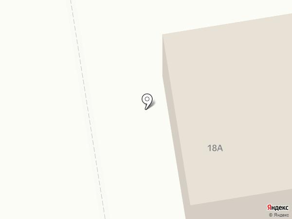 Наш Дом на карте Якутска