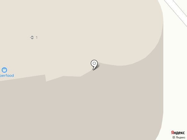 Жираф на карте Якутска
