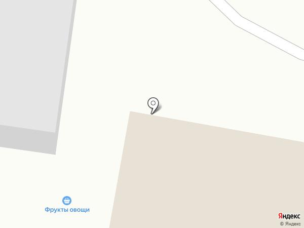 Fox на карте Якутска