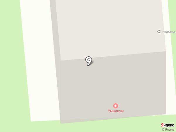 ТриНити на карте Якутска