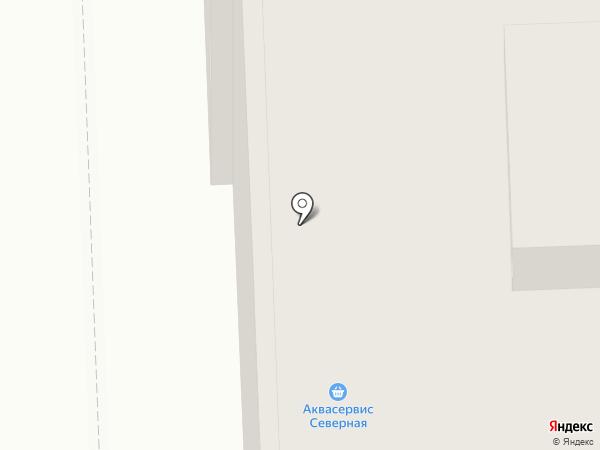 МалышОк на карте Якутска