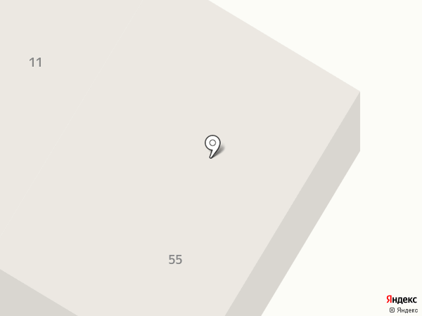 Шторм Авто на карте Якутска