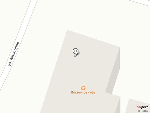 Авиатор на карте Якутска